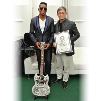 Guinness World Records -  The Most Valuable Guitar