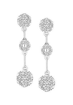 Coronet Fine Jewellery Diamond Earrings E22310F-33